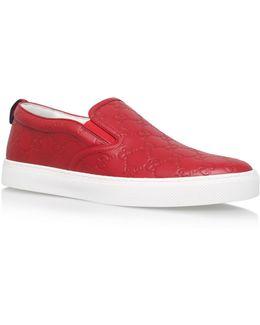 Dublin Logo Skater Shoes