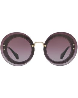 Reveal Round Sunglasses