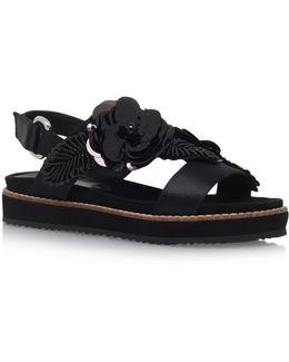 Bumble Embellished Sandals