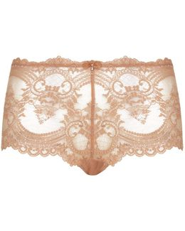 Chrystalle Lace Shorts