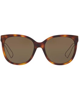 Diorama3 Cat's Eye Sunglasses
