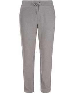 Uncuffed Trackpants