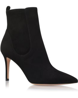 Bennett Pointed Ankle Boots