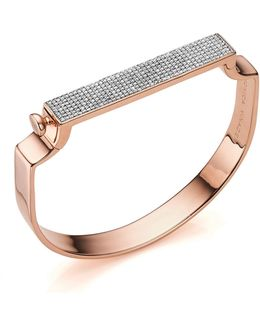 Signature Diamond Bangle