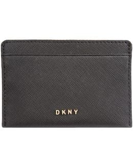 Bryant Park Saffiano Card Holder