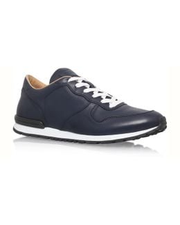 Active Leather Sneakers
