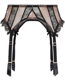 Saffi Suspender Belt