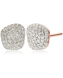 Nura Nugget Stud Earrings