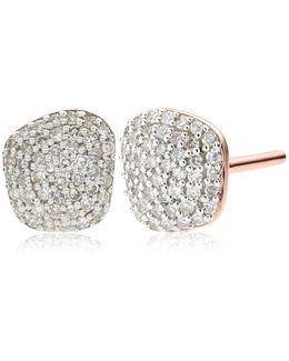 Nura Nugget Stud Earrings
