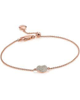 Nura Mini Heart Bracelet