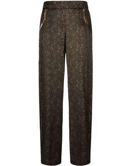 Adele Silk Pyjama Trousers