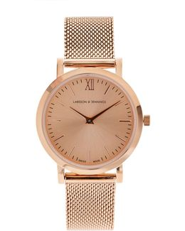 Lugano 33mm Watch