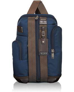 Alpha Bravo Saratoga Sling Backpack