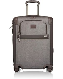 Alpha 2 Continental Expandable 4-wheel Carry-on Case (56cm)