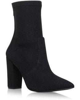 Glint Calf Boots