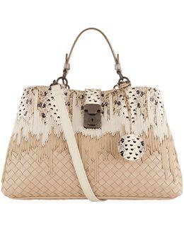 Small Milano Intrecciato Bag