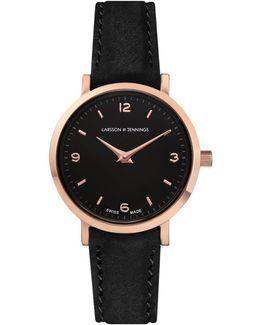 Lugano 26mm Watch