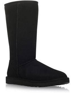 Classic Ii Tall Suede Boots