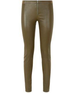 Expos Leather Leggings