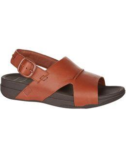 Bando Leather Sandals