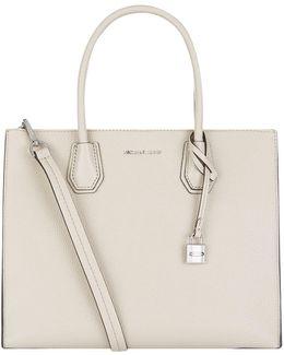 Large Mercer Leather Tote Bag