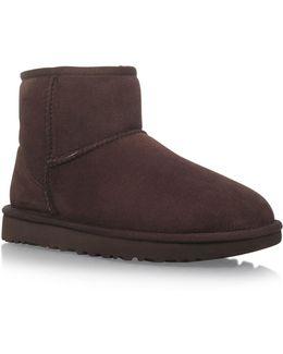 Classic Mini Ii Suede Boot