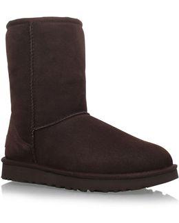 Classic Short Ii Suede Boot
