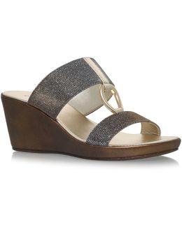 Salt Wedge Sandals