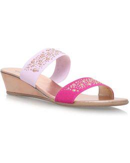 Comfort Sage Wedge Heel Sandals