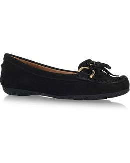 Cally Bow Loafers