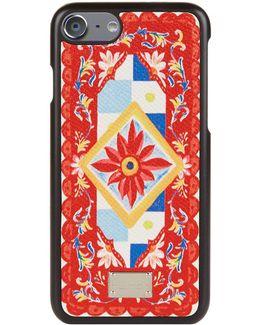 Mambo Print Iphone 7 Cover