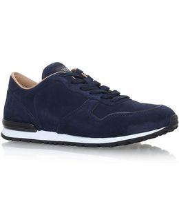 Active Tonal Suede Sneakers