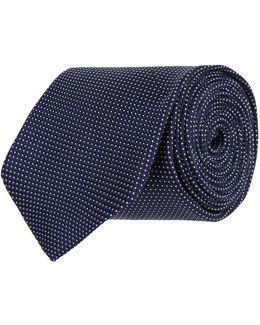 Mini Polka Dot Tie