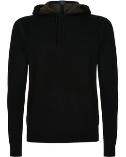 Thick Knit Hoodie