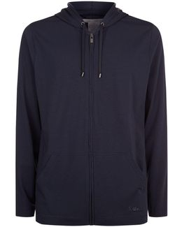 Infinite Zip-up Lounge Hoodie