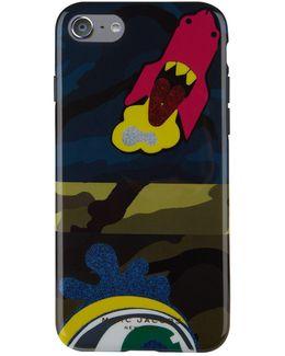 Camo Rocket Iphone 7 Case