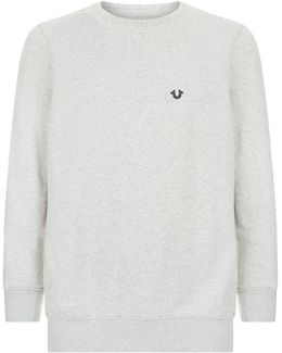 Metal Logo Sweatshirt