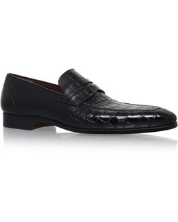 Crocodile Skin Loafer