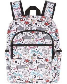 Doodle London Backpack