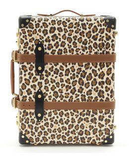 Leopard Print Trolley Case (50cm)