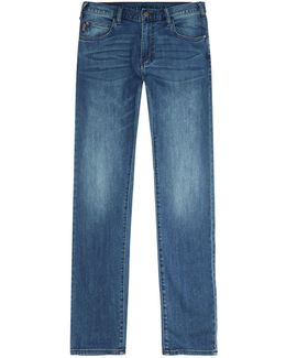 J45 Slim Fit Jeans