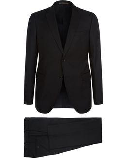 Metropolitan Textured Suit