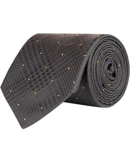 Prince Of Wales Dot Tie