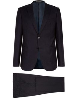 Two-piece Wool Suit