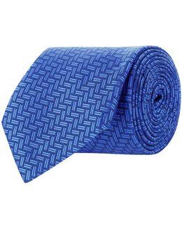 Diagonal Tile Tie