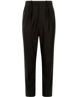 Oversized Tailored Trousers