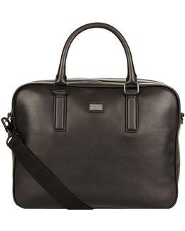 Caracal Leather Document Bag