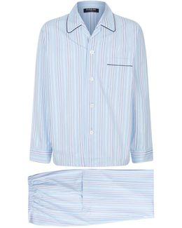 Statement Striped Pyjama Set