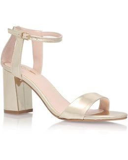 Gigi Block Heeled Sandals