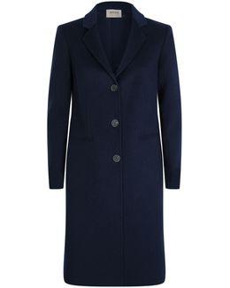 Double Face Cashmere Coat